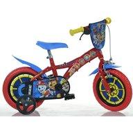 Dino Bikes - Bicicleta copii 12 inch, Paw Patrol