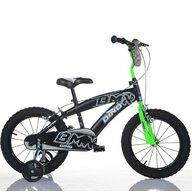 Dino Bikes - Bicicleta cu pedale BMX 165XC, 16