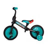Sun Baby - Bicicleta cu pedale Molto Leggero, Turcoaz