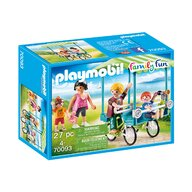 Playmobil - Bicicleta de familie