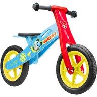 Seven - Bicicleta din lemn fara pedale 12 Mickey