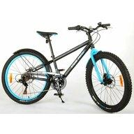 EandL Cycles - Bicicleta cu pedale Rocky Cu 6 viteze, Albastru