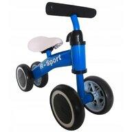 R-Sport - Bicicleta fara pedale R11, Albastru