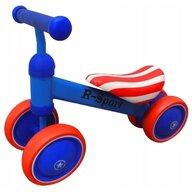 R-Sport - Bicicleta fara pedale R14, Albastru