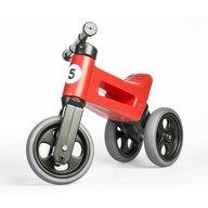 FUNNY WHEELS RIDER - Bicicleta fara pedale Rider Sport 2 in 1, Rosu