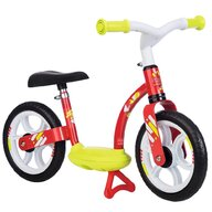 Smoby - Bicicleta fara pedale Comfort, Rosu