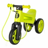 FUNNY WHEELS RIDER - Bicicleta fara pedale SuperSport 2 in 1, Verde