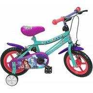 Saica - Bicicleta cu pedale Enchantimals Cu roti ajutatoare