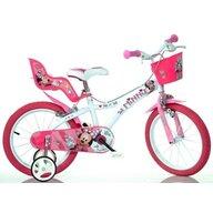 Dino Bikes - Bicicleta cu pedale 614MM , Minnie Mouse, 14
