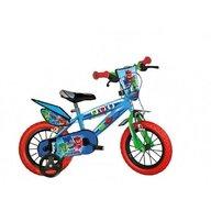Dino Bikes - Bicicleta cu pedale 414U-PJ , Disney Pj Masks, 14
