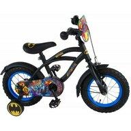 Volare - Bicicleta cu pedale Batman Cu roti ajutatoare