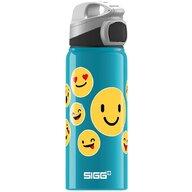 Sigg - Bidon Emoticon 600 ml Miracle din Aluminiu
