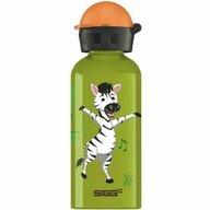 Sigg - Bidon Dancing Zebra 400 ml din Aluminiu
