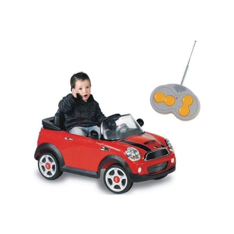 Biemme Masinuta electrica MINI COOPER S din categoria Vehicule pentru copii de la Biemme