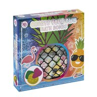 Grafix - Set pentru experimentat Bila efervescenta pentru baie - Ananas