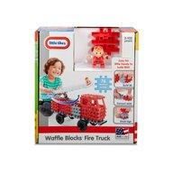 Little Tikes - Blocuri de constructie Masina de pompieri