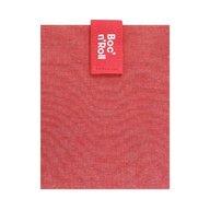 Roll'Eat - Ambalaj reutilizabil pentru sandwich Boc'n'Roll Eco, Red