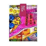 Roll'Eat - Ambalaj reutilizabil pentru sandwich Boc'n'Roll Teens Girls Giraffe
