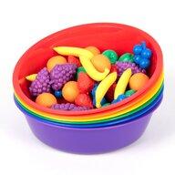 Edx Education - Set Boluri Pentru sortare, Multicolor