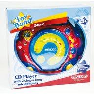 Bontempi - CD Player portabil cu 2 microfoane si adaptor inclus