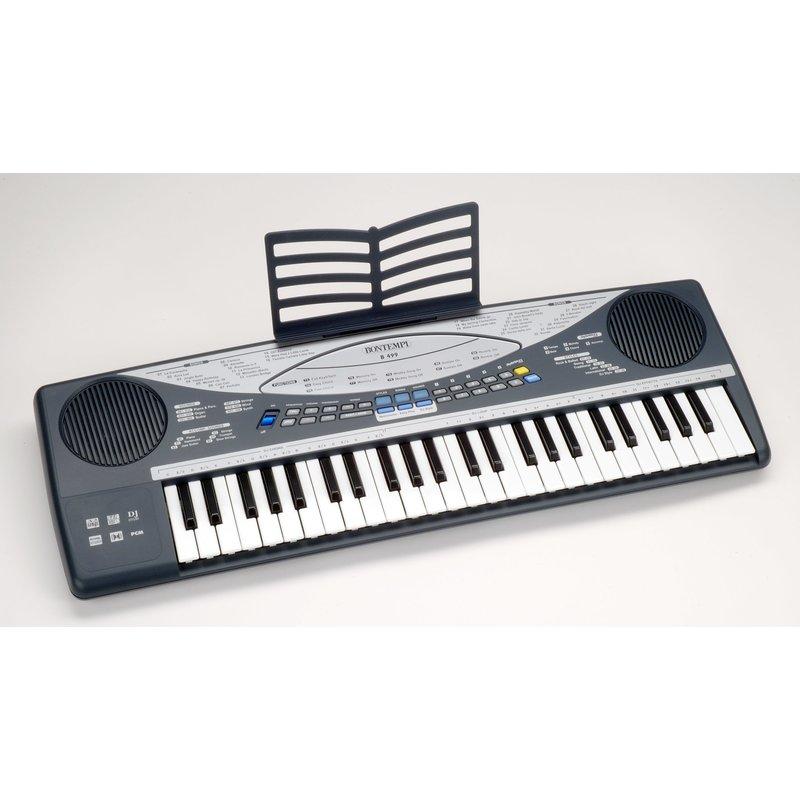 Bontempi Orga electronica DJ cu 49 clape din categoria Instrumente muzicale de la Bontempi