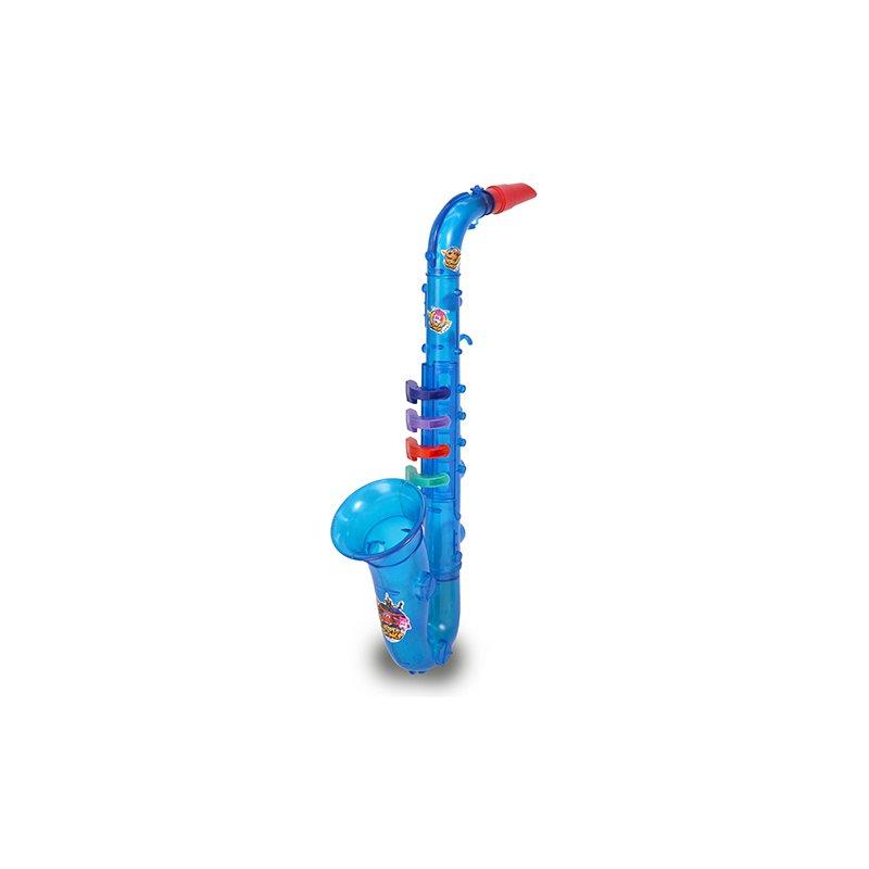 Bontempi Saxofon 4 note Super Wings bleu