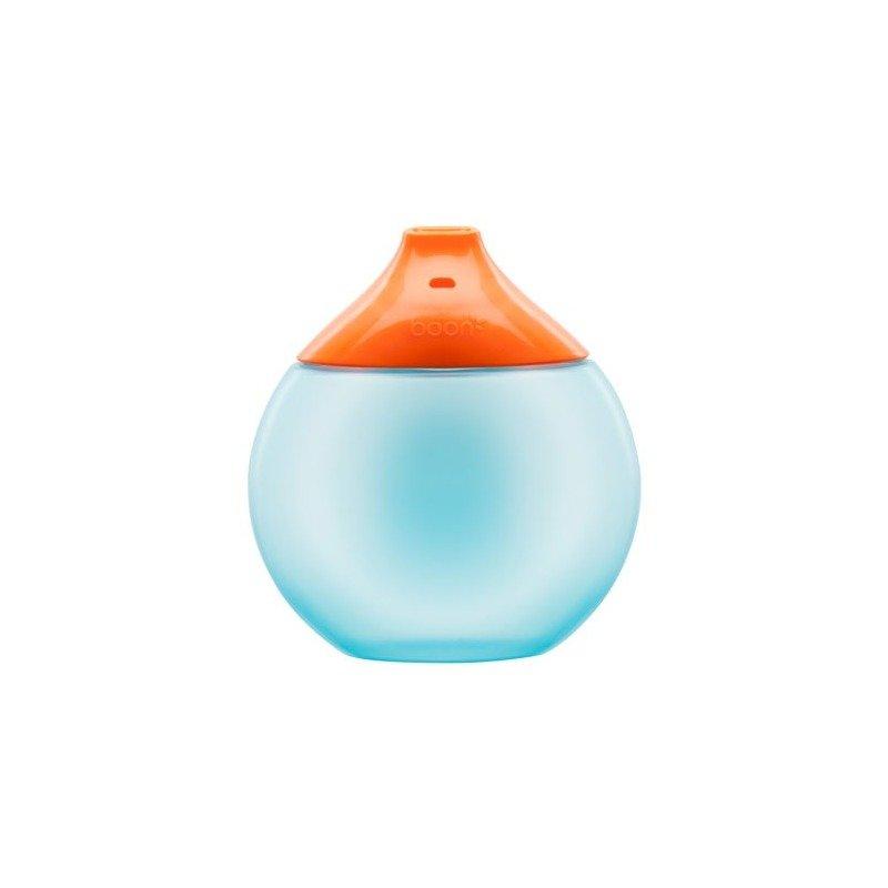 BOON Cana antistropire 300 ml albastru+portocaliu Fluid