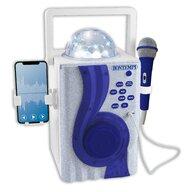 Bontempi - Boxa Cu efecte luminoase, Cu microfon Wireless