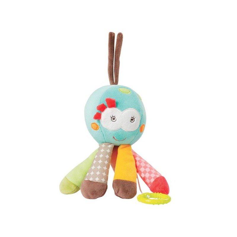 Brevi Soft Toys Jucarie muzicala Caracatita din categoria Jucarii de plus de la Brevi Soft Toys
