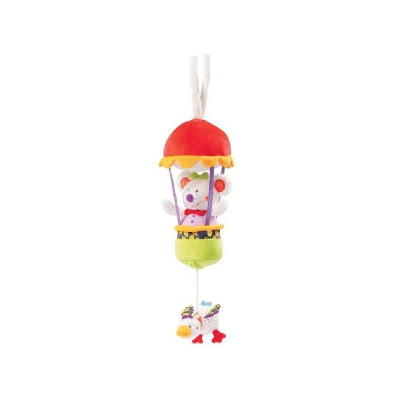 Brevi Soft Toys Jucarie muzicala Soarece din categoria Jucarii de plus de la Brevi Soft Toys