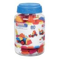 Bristle Blocks Set 80 cuburi de construit