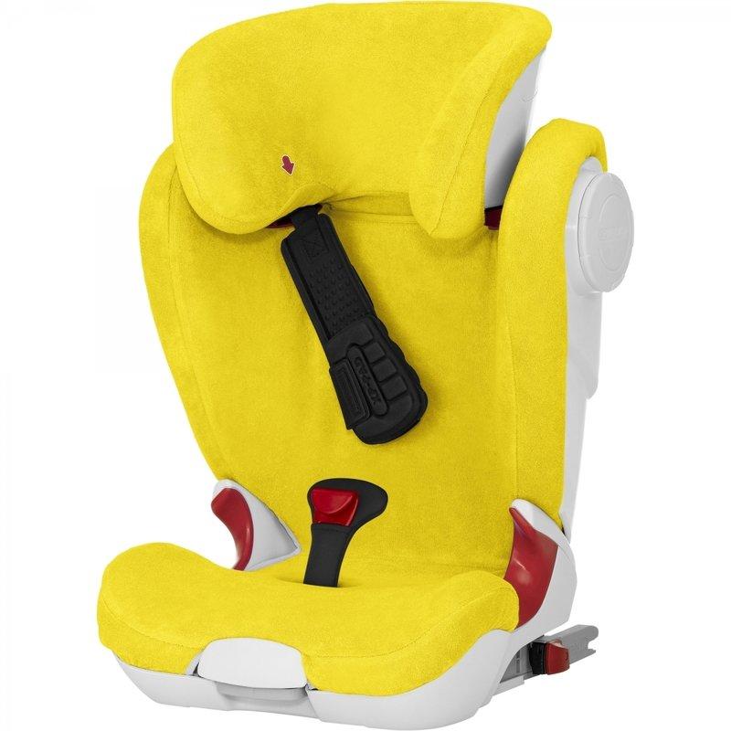 Britax Romer Husa de vara – KIDFIX II XP Sict Yellow din categoria Accesorii plimbare de la Britax Romer