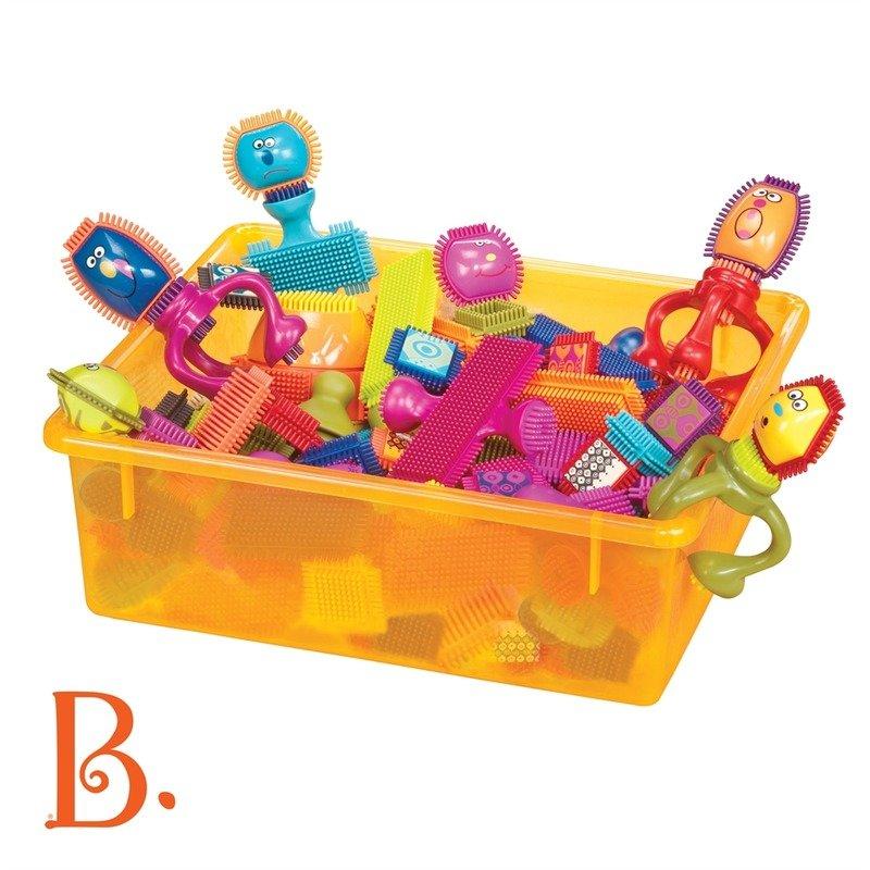 B.Toys Cuburi Spinaroos din categoria Seturi constructii si cuburi de la B.Toys