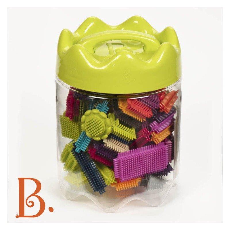 B.Toys Cuburi Stackadoos din categoria Seturi constructii si cuburi de la B.Toys
