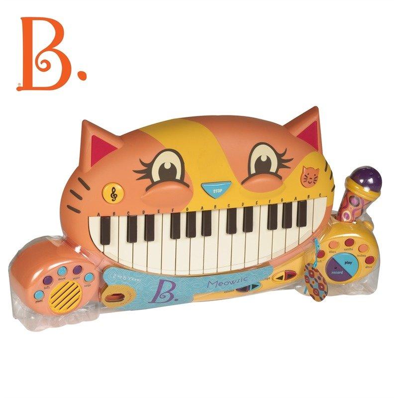 B.Toys Pisica pian din categoria Instrumente muzicale de la B.Toys