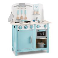 New Classic Toys - Bucatarie Bon appetit Deluxe, Albastru