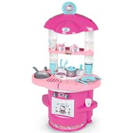 Smoby - Bucatarie din plastic Cooky Kitchen Hello Kitty