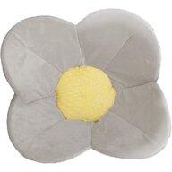 BloomingBath - Cadita Si salteluta de joaca Poppy din Plus, Gri
