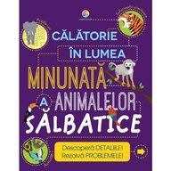 Corint - Calatorie in lumea minunata a animalelor salbatice