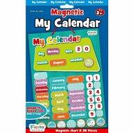 Fiesta Crafts - Calendarul meu magnetic, 20x26 cm