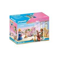 Playmobil - Set de constructie Camera regala pentru lectii de muzica Princess