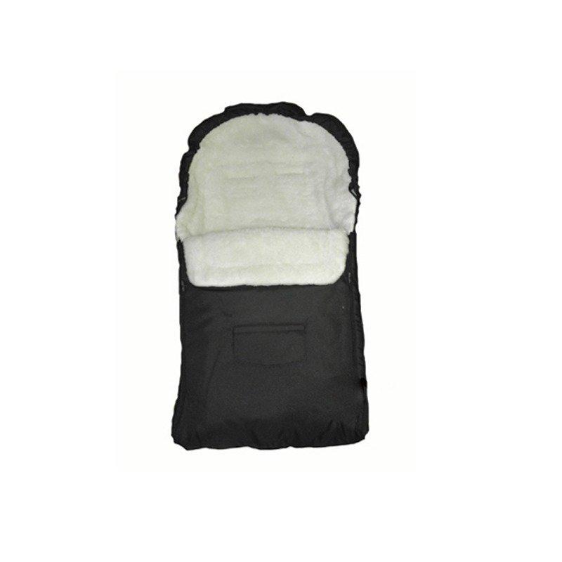 Camicco – Sac de iarna pentru carucior cu interior din lana pentru 0-3 ani gri din categoria Saci de iarna de la Camicco