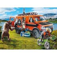 Playmobil - Set de constructie Camion de aventuri , Off Road Action