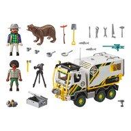 Playmobil - Camion De expeditie in natura Wild Life
