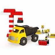 Dolu - Camion si cuburi de construit, 40 piese