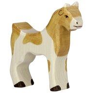 Holztiger - Figurina Capra Din lemn de artar si fag