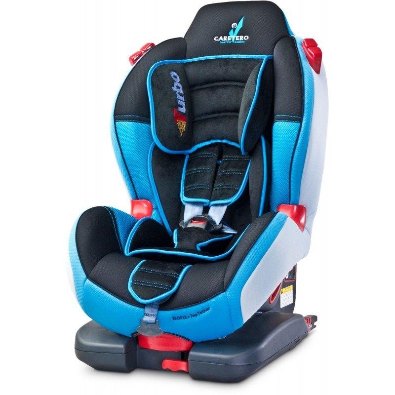 Caretero Scaun auto Sport TurboFix Isofix 9-25 Kg din categoria Scaune auto copii de la CARETERO