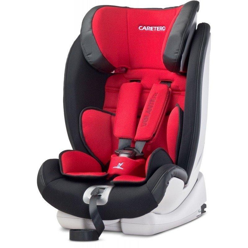 Caretero Scaun auto 9-36 Kg VOLANTEFix ISOFIX Red din categoria Scaune auto copii de la CARETERO