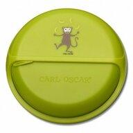 Carl Oscar - Caserola compartimentata SnackDisc, Lime
