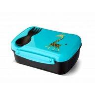 Carl Oscar - Caserola N'Ice Box 0.3 l, cu pastila de racire, Bleu
